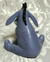 "Disney Eeyore Winnie The Pooh Friend PVC Cake Topper Toy Figure Donkey 2"" Tall image 2"