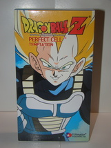 DRAGON BALL Z - PERFECT CELL - TEMPTATION (VHS) - $15.00