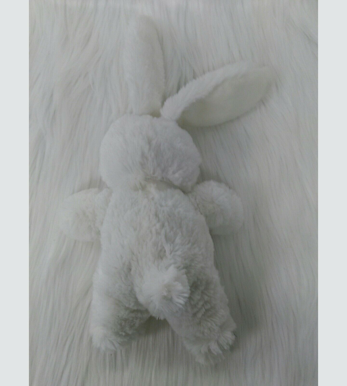 "9"" Animal Adventure Bunny Rabbit White Floppy Ears Soft Plush Easter Toy B211"