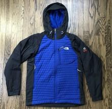 The North Face Men's Summer Series Full Zip Hoodie Fleece Jacket Size Large - $115.92