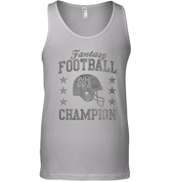 Fantasy Football Champion Tank Top