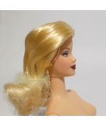 Movie Star Barbie Doll Blonde Hair Mackie Face 40s Beauty Mark - $34.64