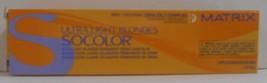 MATRIX Socolor Permanent Hair Color Ultra Light Blondes Cera Oil Complex 3 oz.!! - $12.45