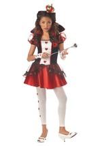 California Costumes Queen of Hearts Tween Girls Halloween Costume 04036 - £14.34 GBP+
