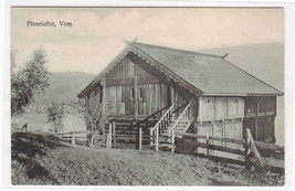 Finneloftet Voss Norway 1910c postcard - $6.93