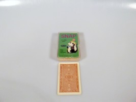 Vintage Snap Children's Card Game 45 Cards Whitman Complete w/Case #4461 - $16.99