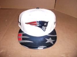 59FIFTY Patriots Nfl New Cap Size 7 5/8 ^ - $18.69