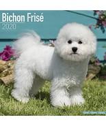 Bichon Frise Calendar 2020 - Dog Breed Calendar - Wall Calendar 2019-2020 - $15.61