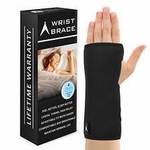 ATX Night Sleep Support Wrist Brace - Carpal Tunnel Relief - Fits Both L... - $13.69