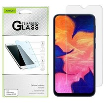 Samsung Galaxy A10E Premium Shockproof Screen Protector Guard Tempered Glass 9H - $5.85