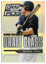 2013 Michael O'Neill Panini Prizm Draft Picks Draft Class Rookie Prizm -... - $1.43