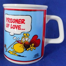 Grimmy Prisoner of Love Mike Peters MGM Enesco Mother Goose Grimm Coffee Mug Cup - $3.50