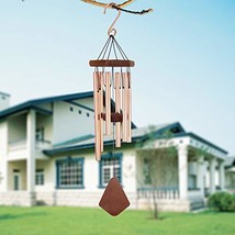"Medium Amazing Grace Wind Chime Outdoor, 28""Memorial Wind Chime Sympat... - $37.06"