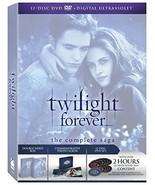Twilight Forever: The Complete Saga [DVD + Digital] - $25.79