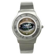 Stainless Steel Unisex Watch Highest Quality Land Rover - $23.99