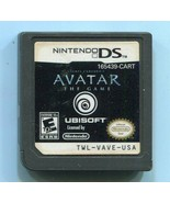 James Cameron's Avatar: The Game (Nintendo DS, 2009) Cartridge Only! - $2.47