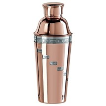 Oggi Copper Plated Dial A Drink Cocktail Shaker - €25,42 EUR