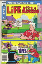 Life With Archie Comic Book #206, Archie 1979 VERY FINE- - $4.75