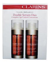 Clarins Double Serum Duo Complete Age Control Concentrate 2 x 1.6 Ounce.... - $88.95