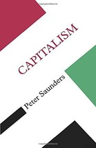 Capitalism (Concepts Social Thought) [Paperback] Saunders, Peter image 2