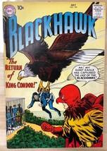 BLACKHAWK #150 (1960) DC Comics VG+ - $14.84