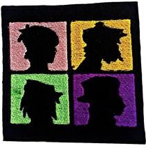 Gorillaz Demon Days Embroidered Rock Patches Sew Iron On Brit Badge Jack... - $3.44+