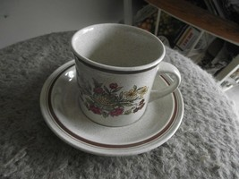 Royal Doulton Gaiety cup and saucer 16 available - $3.42