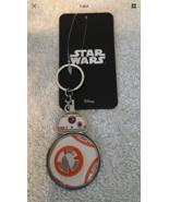 Star Wars BB-8 Droid Robot Keychain US Seller - $7.91