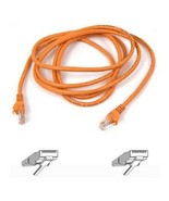 Belkin Cat5e Patch Cable - RJ-45 Male Network - RJ-45 Male Network - 7ft... - $21.16