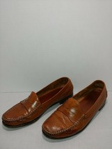 Cole Haan Resort Men's $110 Penny Loafers Dress Shoes Size 12 C Narrow Brown - $25.25