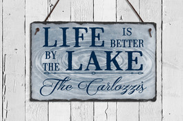 Life Is Better at the Lake. Lake House Sign Per... - $36.95
