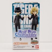 Tiger and Bunny Half Age Toy Figures Bandai Tamashii Nations Anime Colle... - $35.99