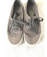 Vans Shoes Mens 4 Womens 5.5 Classic Gray - $24.74