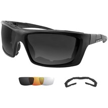 Bobster Trident Convertible Polarized Smked Clr and Ambr - $45.58