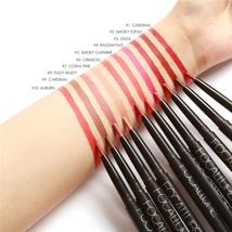 FOCALLURE Professional Matte Pencil Lip Liner Waterproof Pencils for Lip... - $3.82