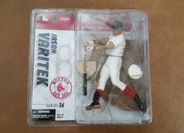 JASON VARITEK #33 BOSTON RED SOX SERIES 14 year 2006 McFarlane's NEW SEALED - $14.84