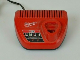 Milwaukee M12 12-Volt Lithium-Ion Battery Charger - $33.24