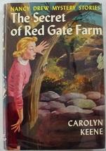Nancy Drew no.6 The Secret of Red Gate Farm 1954B-52 hcdj Carolyn Keene - $30.00
