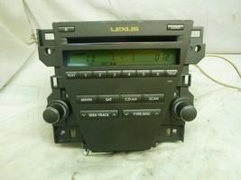 07 08 09 Lexus ES350 Radio 6 Cd Changer MP3 86120-33E40 P1869 ZZX02 - $36.59