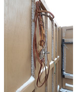 intage Complete  Horse Headstall / Bridle w Argentina #402 Smooth Sweet ... - $40.00
