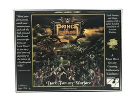 Prince Of Chaos Dark Fantasy Warfare Board Game Peregrine Games 2007 Ger... - $28.02