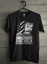 Daniel Day Lewis  America was Born in the Streets  Men's T-Shirt - Custom (208) - $19.12+