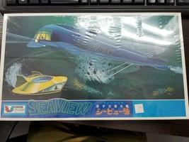 Rare SEALED Union brand SEAVIEW submarine with flying sub model kit - $85.50