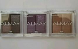 Almay Eyeshadow Quads 180 Ambition 200 Making Statement 210 Unplugged BRAND-NEW - $12.59