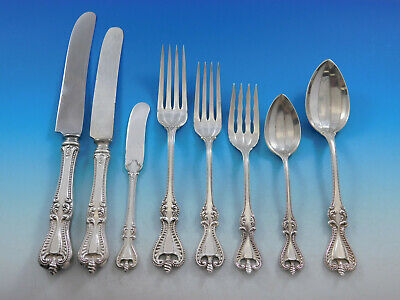 Primary image for Old Colonial by Towle Sterling Silver Flatware Set for 8 Service 70 pcs Dinner