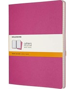 """Moleskine Cahier Journal, Soft Cover, XL (7.5"""" x 9.5"""") Ruled/Lined, Kine... - $18.10"""