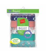 5-Pack Hanes Ultimate Girls Cotton Stretch Hipsters Panties - Assorted -... - $16.14