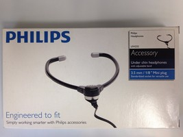 "Philips 232 Stethoscope Headset with 3.5mm 1/8"" connector LFH0232 New - $24.95"