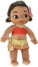 Disney Animators' Collection Moana Plush Doll - Small - 12 Inches - $38.42