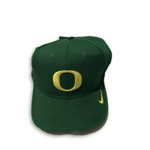 NWT New Oregon Ducks Nike Dri-Fit Sideline Coaches Apple Green Adjustabl... - $24.70